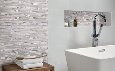 High Style Wood Look Tile